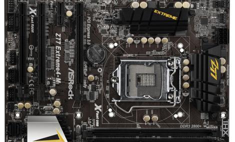 ASRock Z77 EXTREME4 - płyta główna z wieloma przydatnymi technologiami