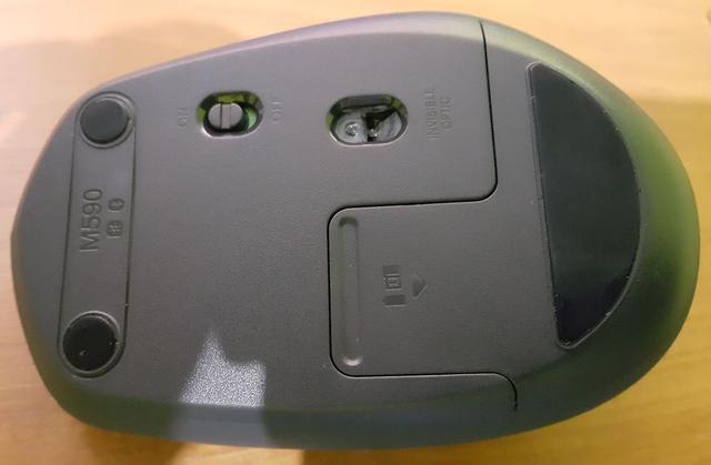 Logitech Multi Device Silent M590 dół
