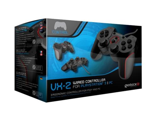 Gioteck Gamepad VX-2 PS3