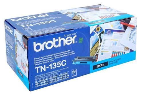 BROTHER Toner Niebieski TN135C=TN-135C, 4000 str.