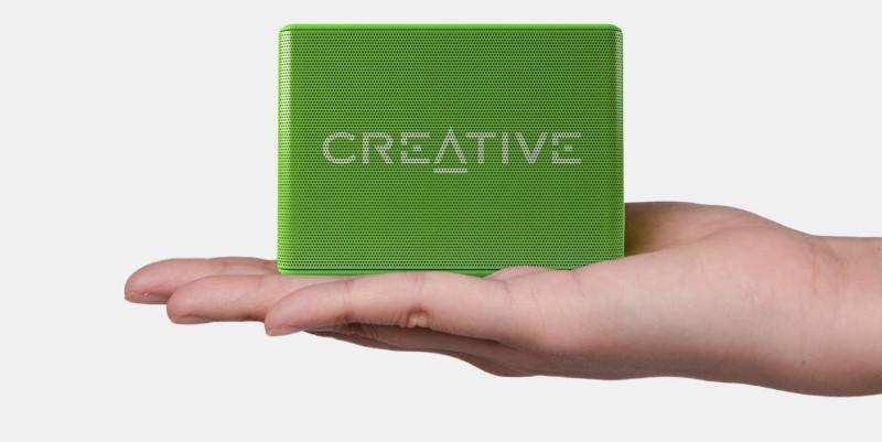 Creative Muvo 1C jako pomysł na prezent na Dzień Dziecka