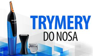 Trymery do nosa |TOP 5|