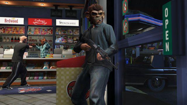 GTA V: Online