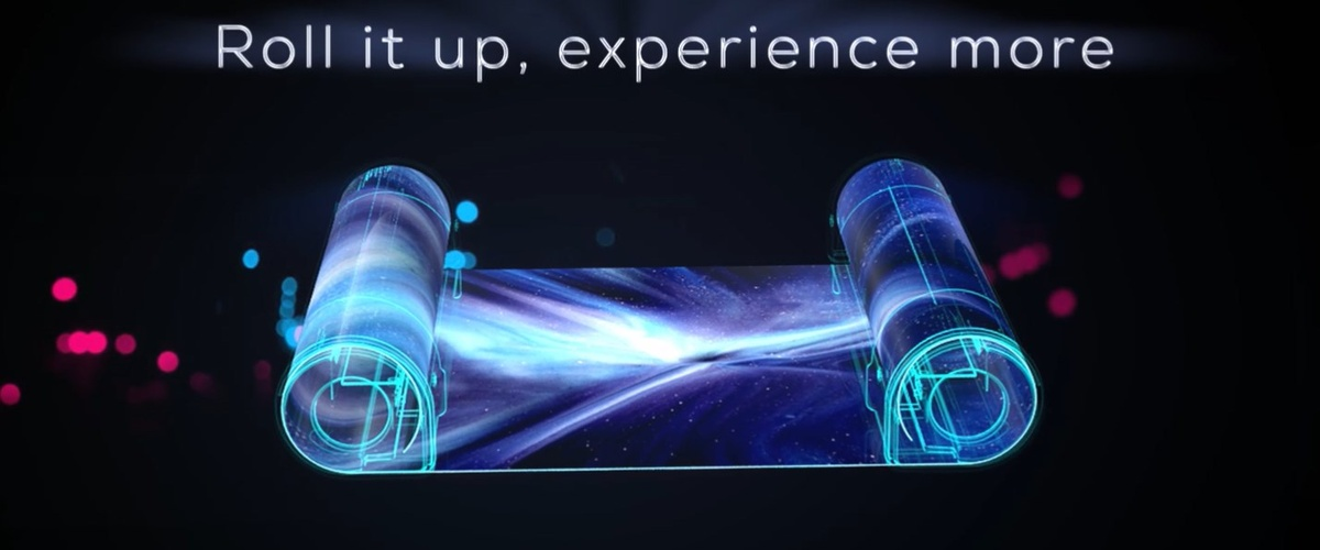 Rozwijany ekran TCL ro obietnica ciekawej przyszłości w świecie urządzeń mobilnych