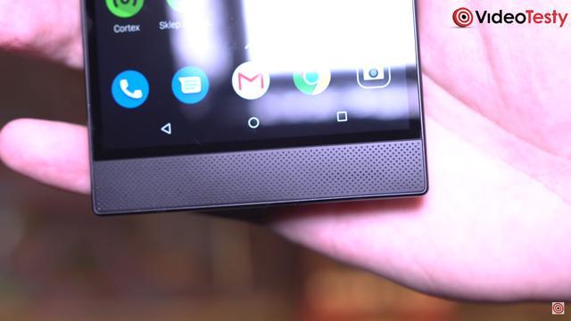 Razer Phone 2 glosnik