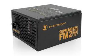 SilentiumPC Supremo FM2 Gold 650W 80+ Gold