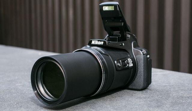 aparat firmy Nikon