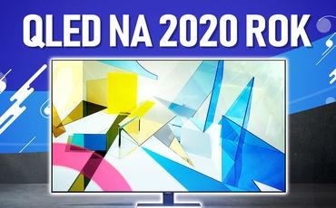 Samsung QE55Q80T - Test telewizora QLED na 2020 rok