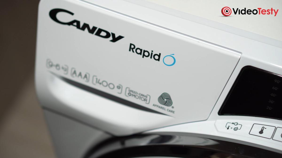 Candy RapidO ROW 4964DXH\1-S szuflada