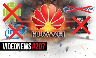 Huawei zniknie z rynku? - VideoNews #207
