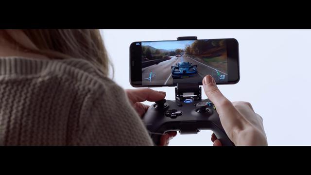 Projekt xCloud i gry z Xboxa na smartfonie