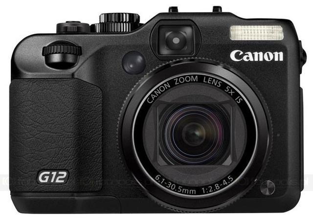 Canon PowerShot G12 - cyfrowy kompakt wysokiej jakości