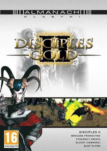 Techland Almanach Klasyki: Disciples II Gold PC