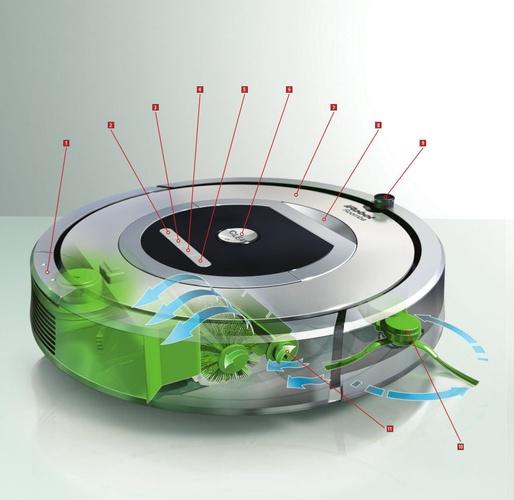 odkurzacz automatyczny iRobot