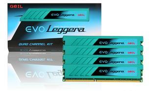 Geil DDR3 EVO Leggera 32GB/2133 (4*8GB) CL10-11-11-30