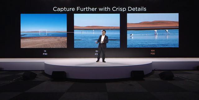 Huawei P30 otrzyma potężny zoom