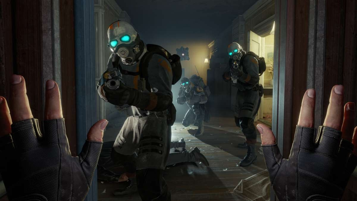 Half-Life: Alyx - Najlepsza gra VR