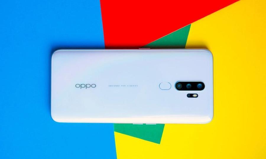Oppo A5 2020 wyróżnia się swoim designem i czterema aparatami z tyłu
