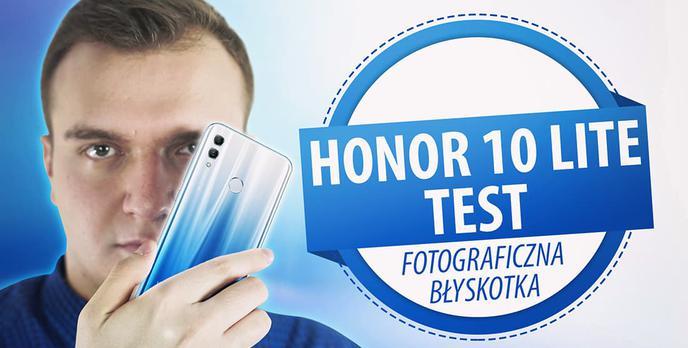 Test Honora 10 Lite - telefon za 1000 zł