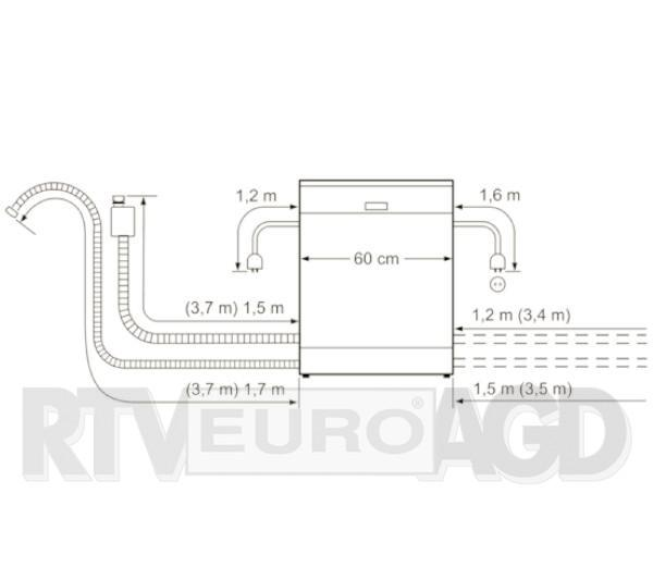 Bosch SMV46HX00E - RATY 0%