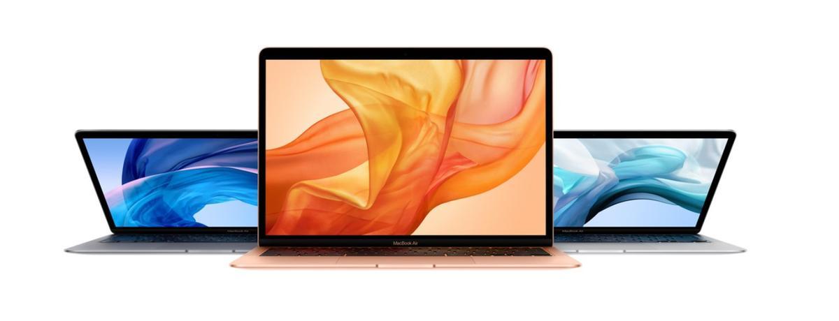 Macbook Air pojawi się w nowym wariancie kolorystycznym
