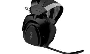 Gioteck Słuchawki bezprzewodowe z mikrofonem EX-05S PC/PS3/X360