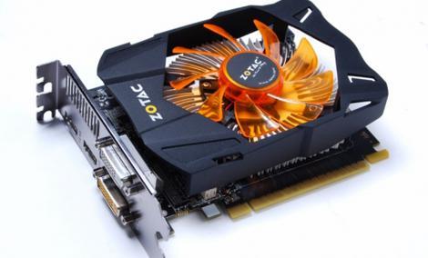 Nowa karta graficzna do zastosowań multimedialnych od Zotaca GTX 650 już w sprzedaży