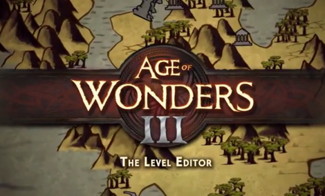 Mamy już edytor poziomów do Age of Wonders III