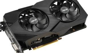 Asus Dual GeForce GTX 1660 Ti Advanced Evo 6GB GDDR6 (90YV0CR4-M0NA00)