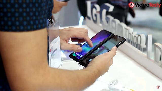 LG G8X w codziennym korzystaniu nie będzie zbyt wygodny