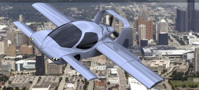 Detroit Flying Cars