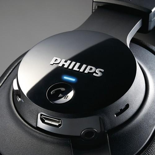 Philips SHB5500BK/00 (Czarny Bluetooth)