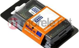 GoodRam DDR3 2048MB PC1333 CL9 SODIMM (GR1333S364L9/2G)
