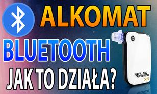 Alkomat na Bluetooth?! Test AlcoForce XS