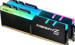 G.Skill Trident Z RGB DDR4, 2x16GB, 3733MHz, CL17 (F4-3733C17D-32GTZR)