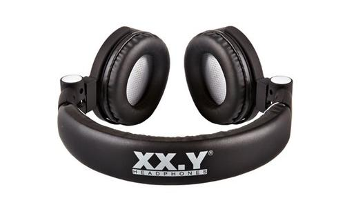 XX.Y Headphones Carbon 10