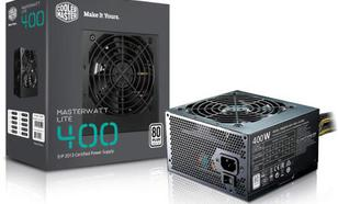 Cooler Master MasterWatt Lite 400W (MPX-4001-ACABW-ES)