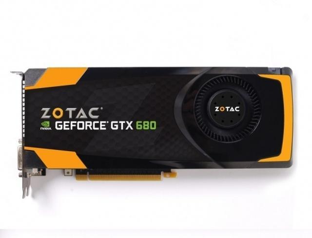 Zotac GTX 680 Unboxing