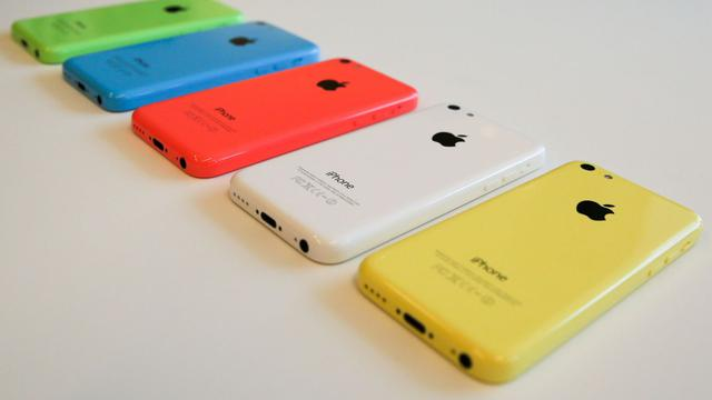 mix iphone'ów