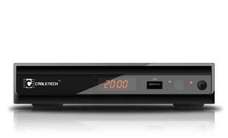 Cabletech URZ0083 - tuner umozliwiający odbiór cyfrowej telewizji