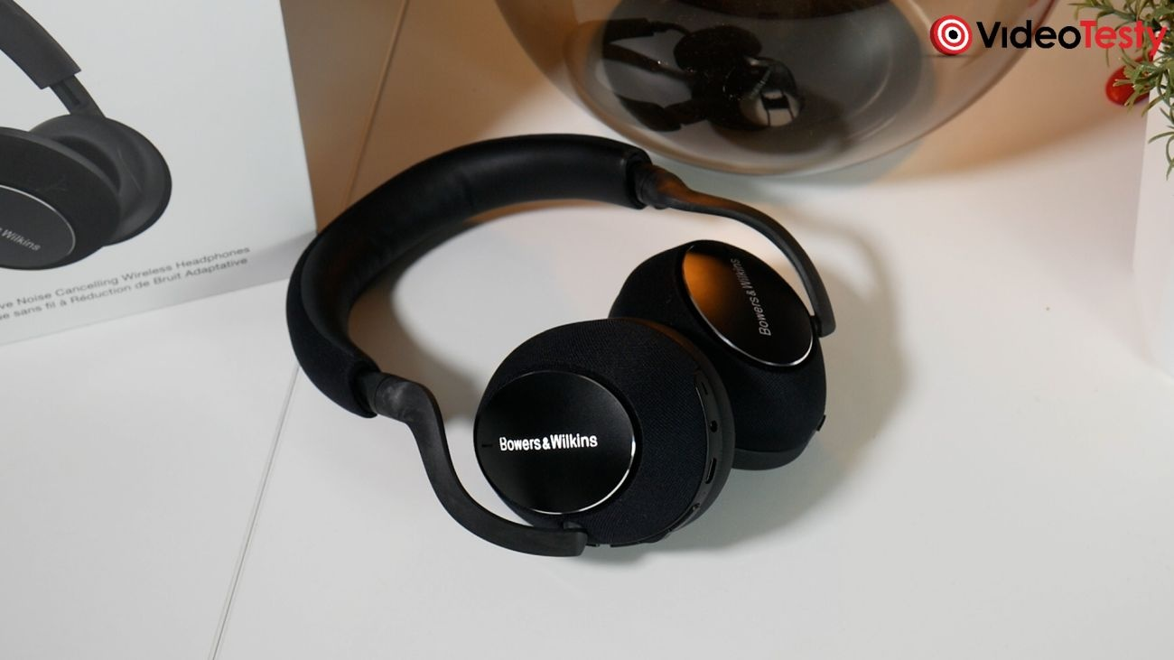 Bowers & Wilkins PX7 Carbon Edition podczas testu