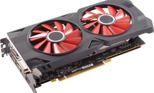 XFX Radeon 570 RS Black Edition 8GB, DDR5 (256 Bit), 3xDP, HDMI,