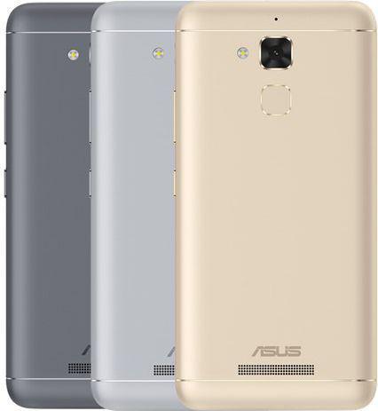 Asus ZenFone MAX3 Laser 3/32GB Złoty (ZC553KL-4G019WW)