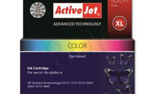 ActiveJet AH-650CR tusz trójkolorowy do drukarki HP (zamiennik HP 650 CZ102AE) Premium