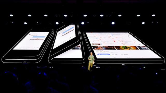 Samsung Galaxy Flex będzie drogi, bo dla firmy to przełom