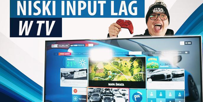 Test Samsung QE55Q60RA - Telewizor do gier z niskim input lag