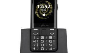 myPhone Halo Q+ (czarny)