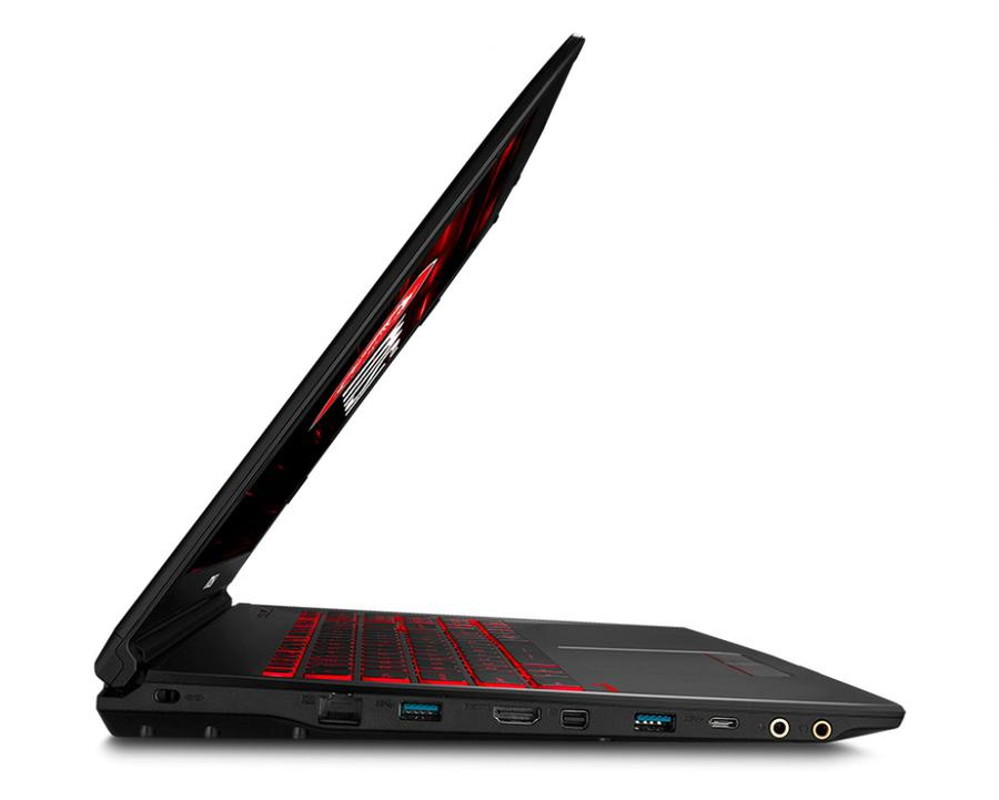 MSI GV62 -8RE- porty