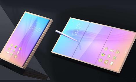 Kolejny smartfon ze składanym ekranem!
