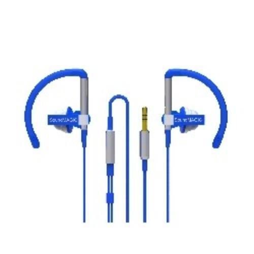 SoundMAGIC EH11 Blue Sluchawki Sportowe Dokanalowe